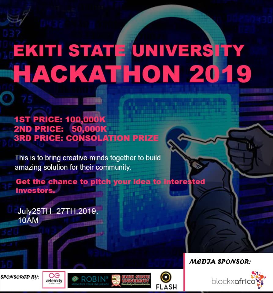flyer-for-ekiti-university-hackathon-nigeria-blockchain