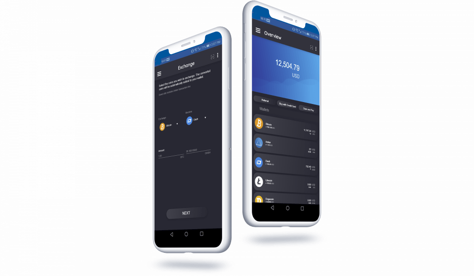 ankerpay-wallet