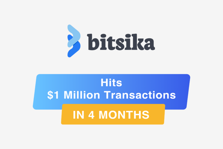 bitsika-hits-1-million-usd