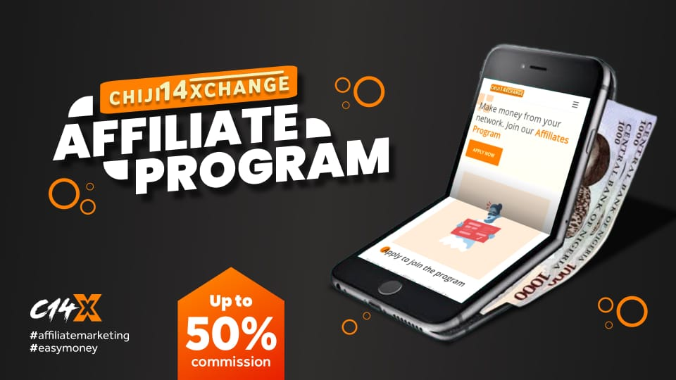 E-commerce Platform, Chiji14xchange Launches Its Long-anticipated Affiliate Program – First in The Nigerian Bitcoin Market