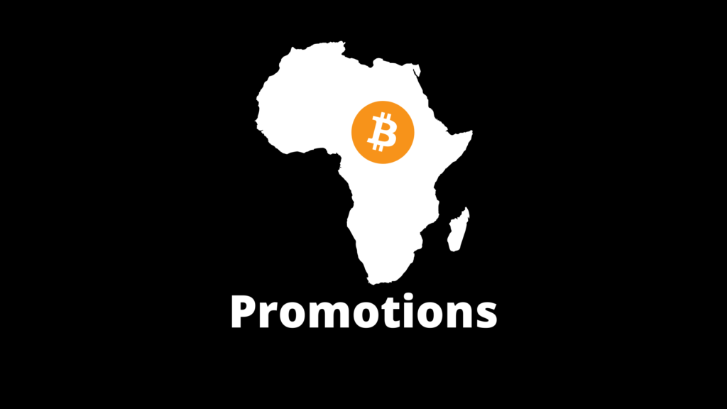 Africa Bitcoin Promos – Full List (Updated Daily – August 2020)