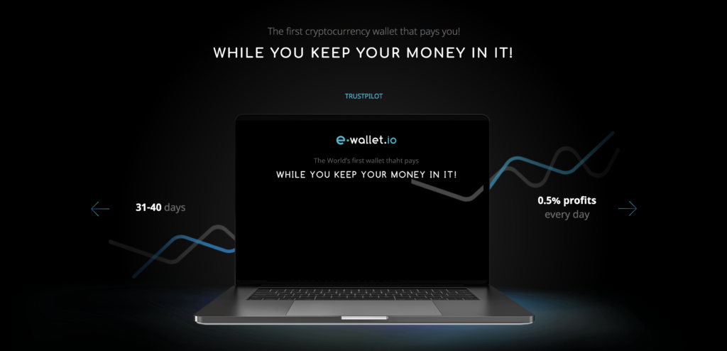 E-wallet.io: A New Approach To Wallets That Rewards The User