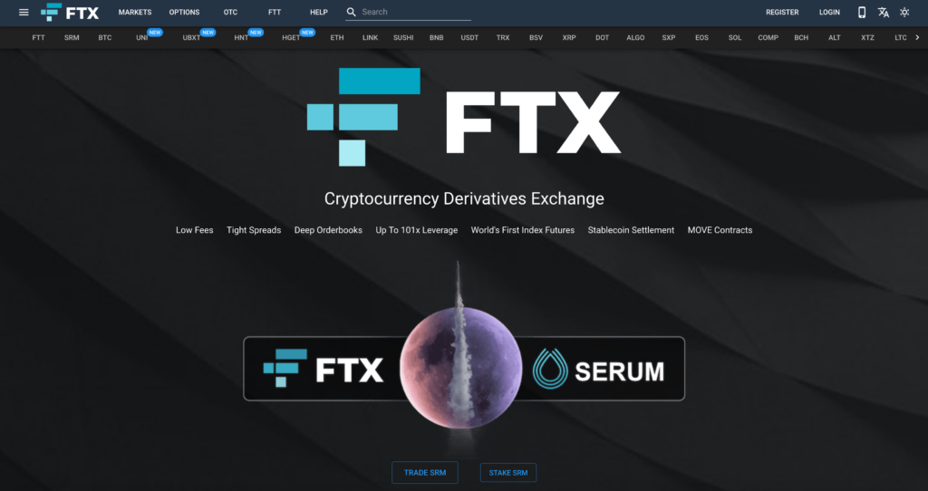 ftx-exchange-dashboard